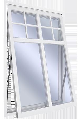 Vridfönster TopSwing