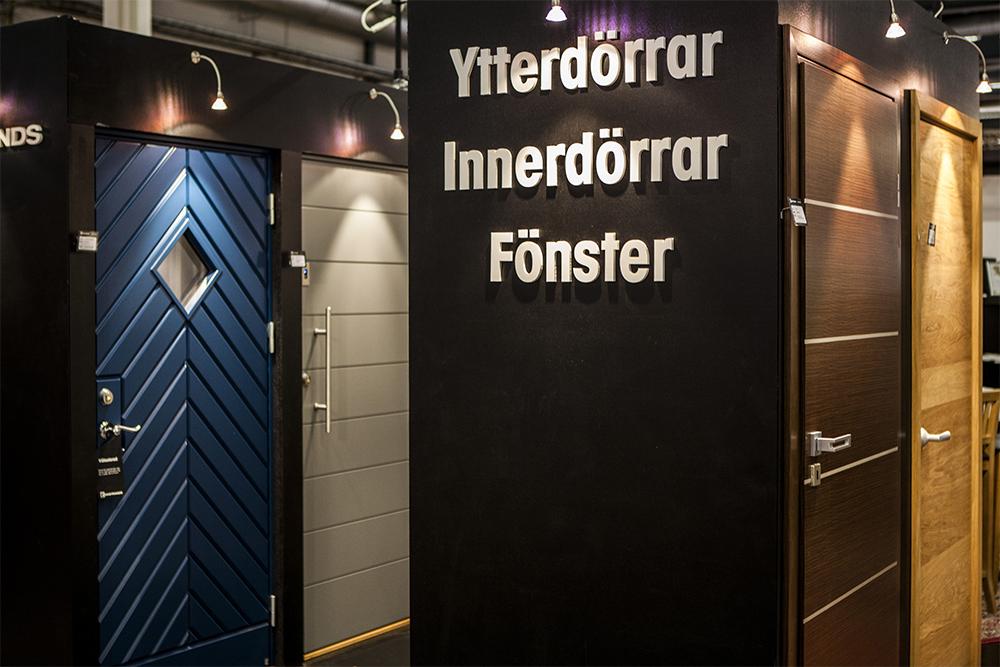Ekstrands Dörrar & Fönster - Hem&Villa Sthlm 2014