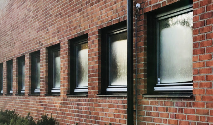 Kondensfria fönster?
